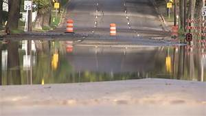 Several Kalamazoo streets closed due to flooding   WWMT