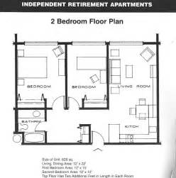 Two Bedroom Apartment Floor Plan Photo by Condo Floor Plan Learning Technology
