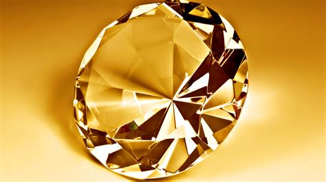diamond gold wallpapers hd desktop  mobile backgrounds