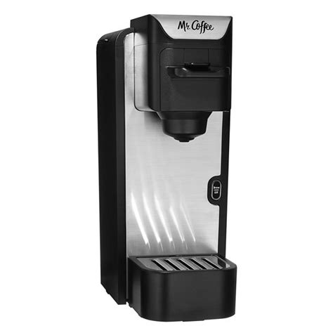 If you need help choosing the right brewer, start with our coffee maker buying guide. Mr. Coffee Convenient 10 Ounce Single Serve K Cup/Ground Versatile Coffee Maker - Walmart.com ...