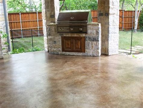 Do it yourself acid staining guide (Dallas/Fort Worth