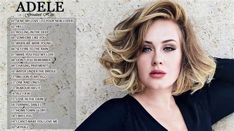 Best Of Adele adele s greatest hits l best of adele