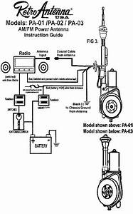 94 Accord Power Antenna Wiring Diagram