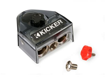 Kicker Bt4 Versa-gauge Connection Point Positive/negative