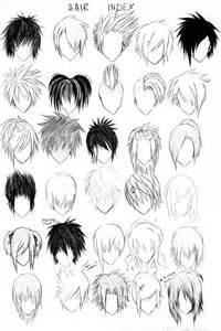 meu mundo otaku: desenhado no estilo manga: cabeça e cabelos
