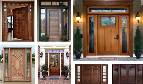 Wooden Main Doors Design For Home Everyone Will Like