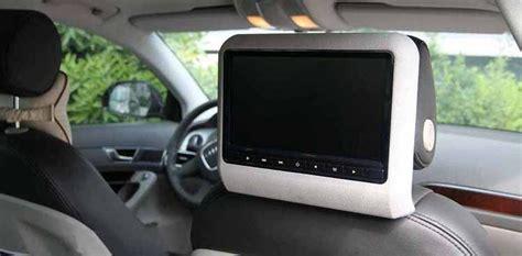 Best Headrest Dvd Player 2019 [portable & Built-in Car
