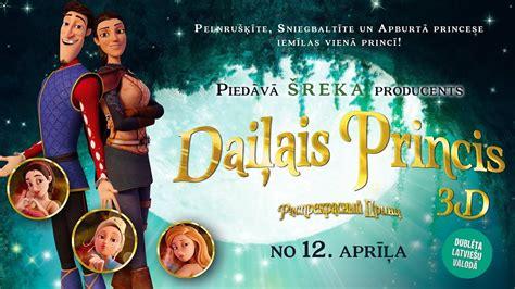 DAIĻAIS PRINCIS / Charming - trailer (Dublēta latviešu ...