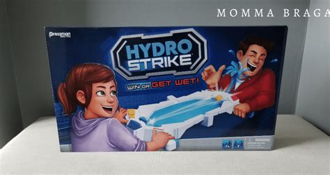 hydro strike splashes  fun  game night holiday