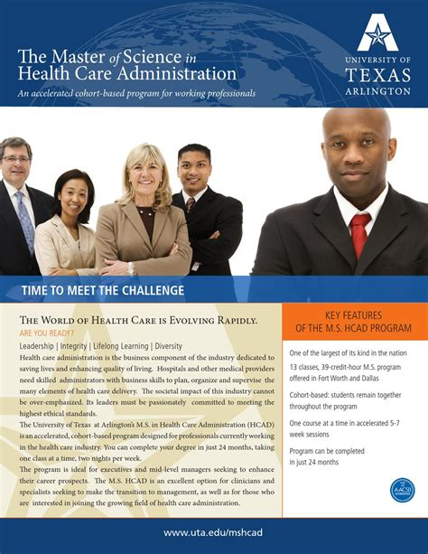 Ut health east texas hospitals and clinics accept medicare, medicaid, and most major insurance plans. UT Arlington College of Business M.S. in Health Care Administration by University of Texas at ...