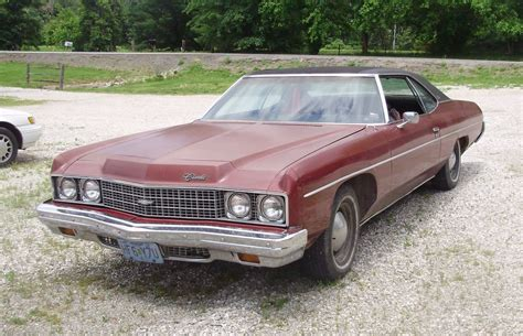 1973 Chevrolet Sport by Curbside Classic 1973 Chevrolet Impala Sport Coupe The