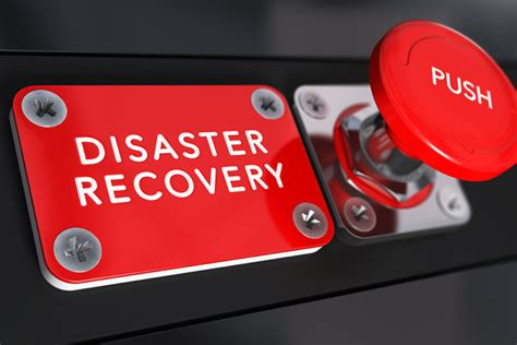 disaster recovery    business set   survive