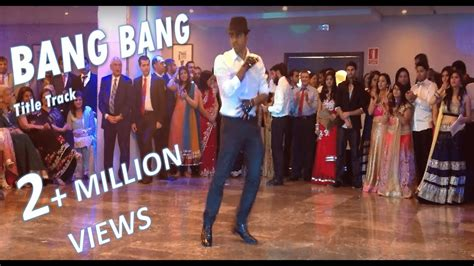 Bang Solo Dance Hrithik Tribute Title Track