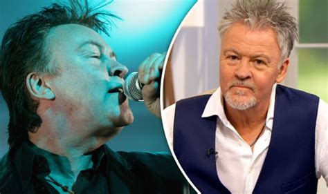 paul young reveals  joining  band helped