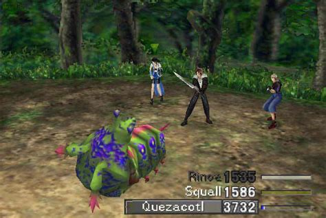 Top 5 Songs From Final Fantasy Viii  The Rpg Square