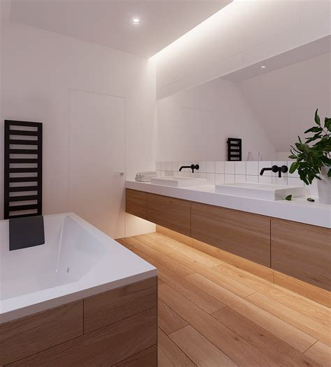 scandinavian bathroom design a sleek and surprising interior inspired by scandinavian modernism