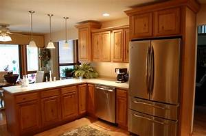 remodeling a small kitchen for a brand new look home With best brand of paint for kitchen cabinets with personalized stickers cheap
