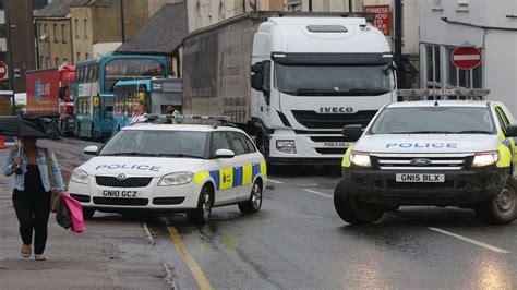 maidstone upper stone street shut  woman hit  car