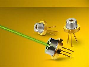 Green Laser Diode From Osram Opto Semiconductors