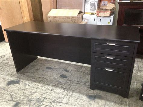 realspace magellan collection manager s desk espresso executive desk best home design 2018