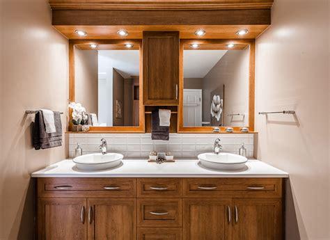armoire de salle de bain  meuble lavabo contemporain