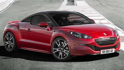 peugeot 2015 price 2015 peugeot rcz r new car sales price car news