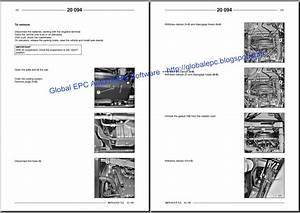 Global Epc Automotive Software  Renault Kerax Workshop