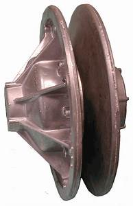 Driven Clutch Assembly Standard 36 Degree E