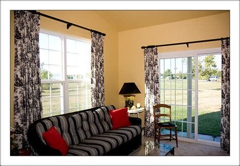 curtain on a budget curtain sliding glass door design