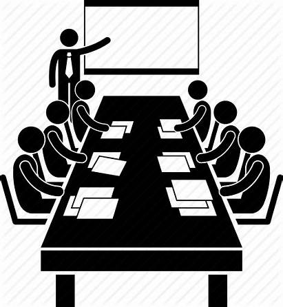 Meeting Clipart Conference Transparent Icon Clip Icons