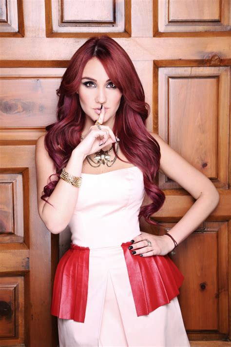 Dulce Maria Photoshoot - Five Secrets 2014 • CelebMafia