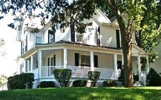 wraparound porch farmhouse with wrap around porch wraparound porches and historic neighborhoods at home