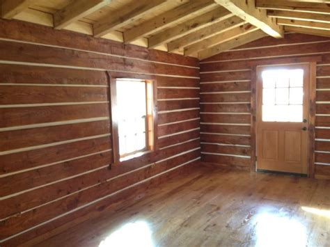 ft   ft portable log cabin  sale  tiny