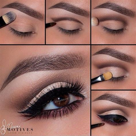 absolutely amazing step  step eye makeup tutorials