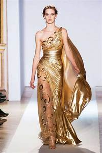 Gold Greek Goddess Costume Idea CostumeModels