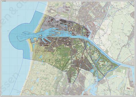 digitale kaart velsen kaarten en atlassennl