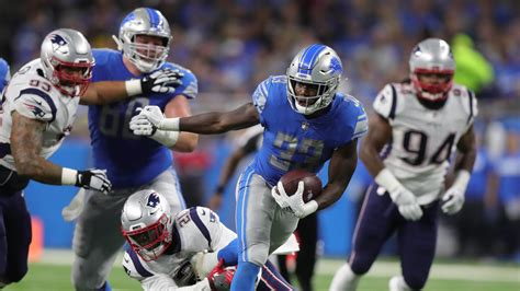 detroit lions kerryon johnson isnt    carries