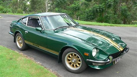 1976 Datsun 260z by David S Datsun Z Is Quite A Feature The Courier Mail