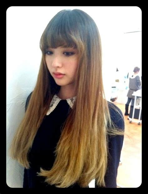 gawd  love emi suzukis  hair