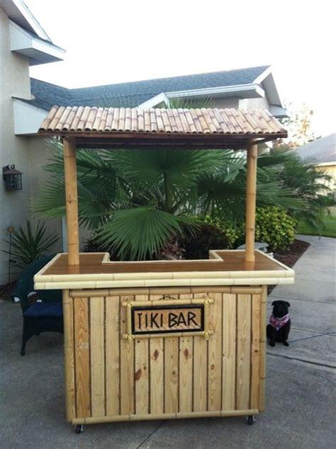 Bamboo Tiki Bar Plans by Diy Pallet Tiki Bar Pallet Furniture Designs Tiki Bars