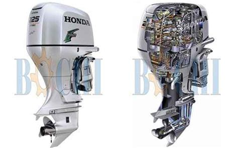 High Quality Cheap Honda Powerful 225hp 4 Stroke V6 Efi