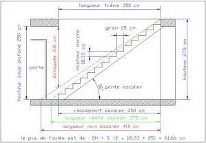 Dimension Escalier Droit Bois by Calcul Escalier Sur Pinterest Calcul Vocabulaire Et Droit