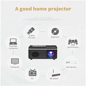 Best Discount Of Jedx S316 Mini Led Handheld Projector