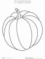 Coloring Pages Pumpkin Gourd Printable Template Colouring Pumpkins Sheets Vegetable Thanksgiving Vegetables Templates Books Cute Getcolorings Pa Print Squash sketch template