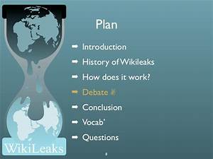 What U0026 39 S The Point About Wikileaks