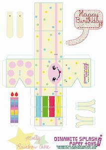 papercraft food templates 28 images best photos of With food papercraft template