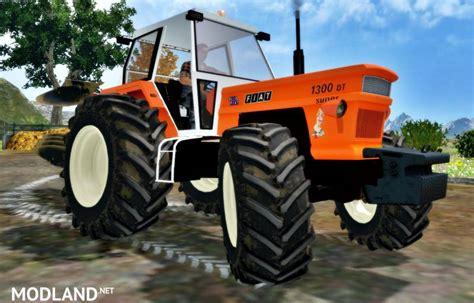 fiat dt super   mod  farming simulator