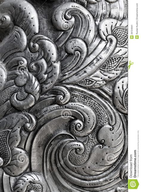 engraving  silver background stock image image