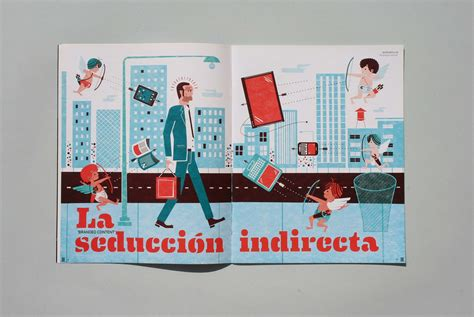 comunicas  images magazine spreads newspapers