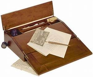 elizabeth bronte lap desk this cleverly executed With letter writing desk